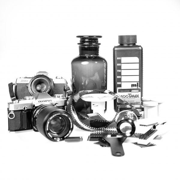 S&W Fotofilm digitalisieren